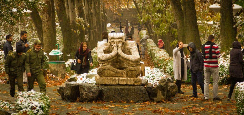 Jamshidieh Stone Garden, Tehran Attractions, Things to See in Tehran, Entertainment in Tehran