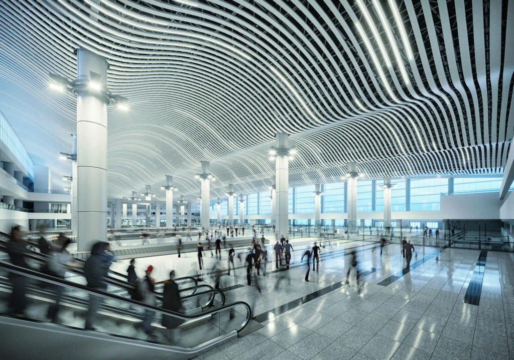 Salaam Terminal,Tehran Airports, Imam Khomeini International Airport