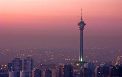 Milad Tower, Tehran Attractions, Tehran Nights