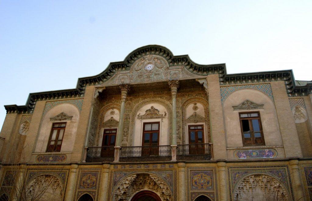 Masoudieh Palace, Entertainment in Tehran, Tehran Attractions