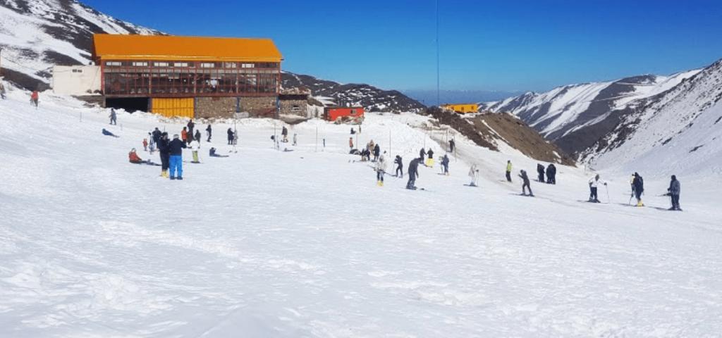 Shirbad Ski Resort, Iran Ski Resorts, Skiing in Mashhad