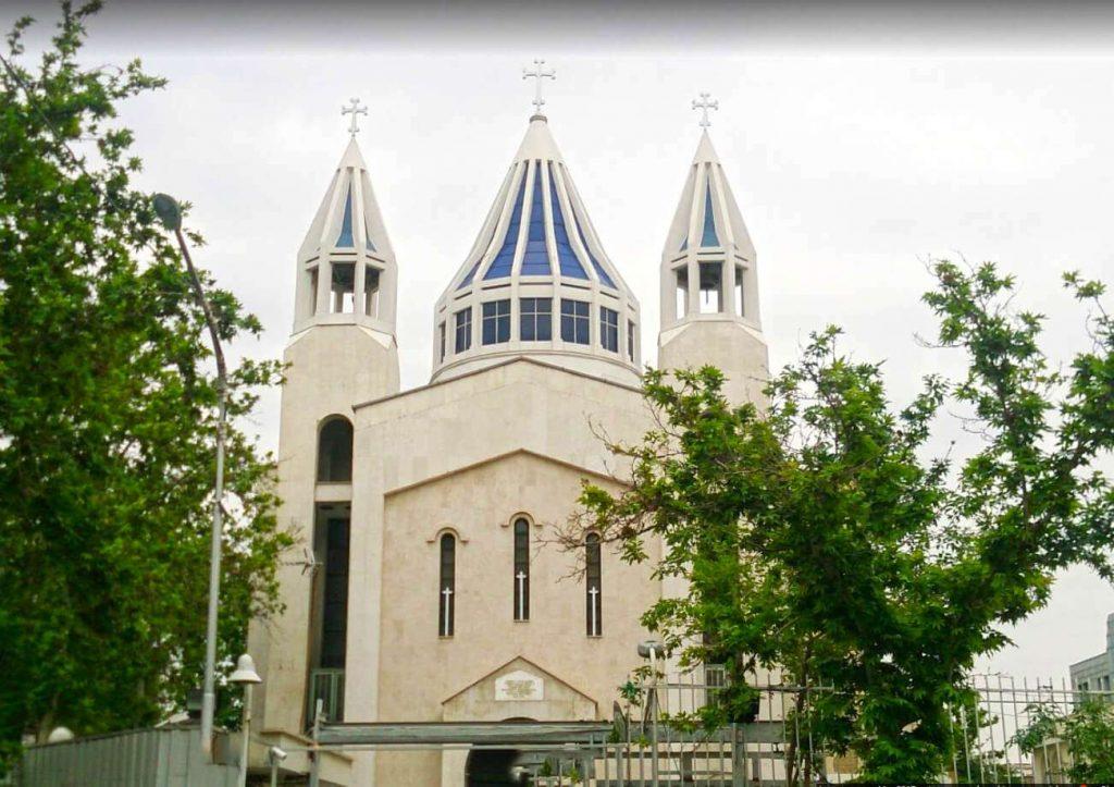 Tehran Churches, Saint Sarkis Cathedral, Tehran Attractions