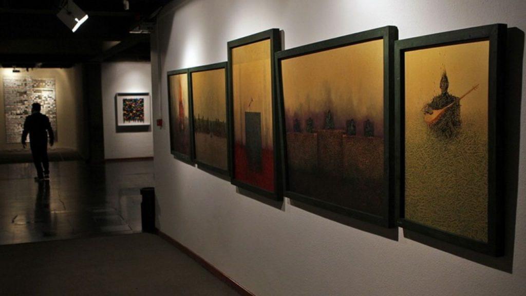 Seyhoun Art Gallery, Tehran Art Galleries