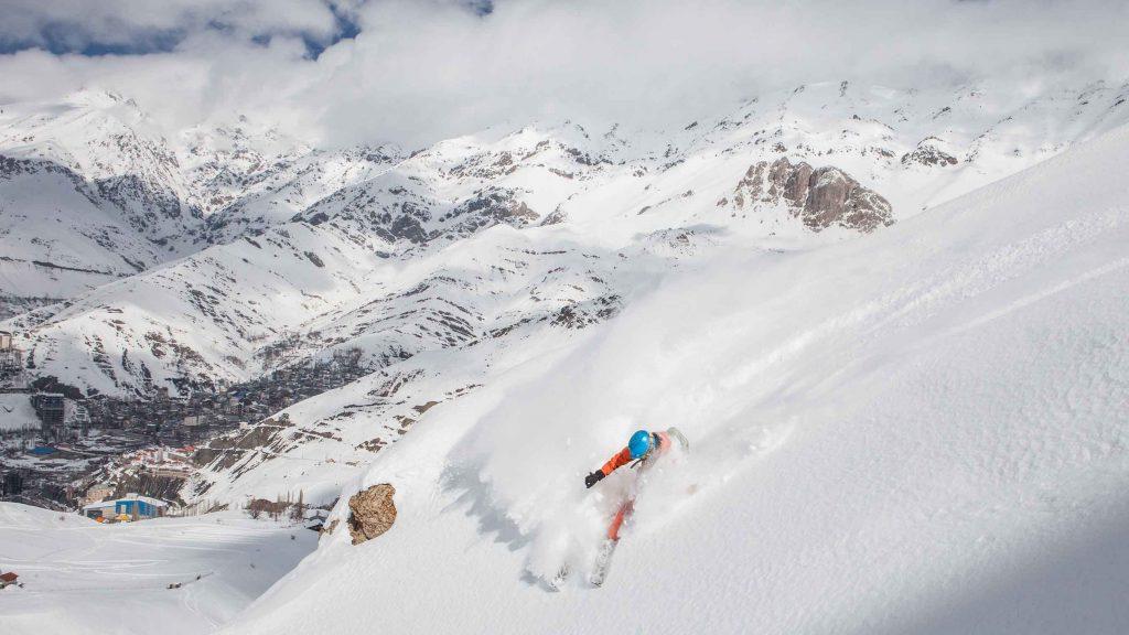 Tehran Ski Resorts, Skiing in Tehran, Tehran Attractions, Shemshak Ski Resort