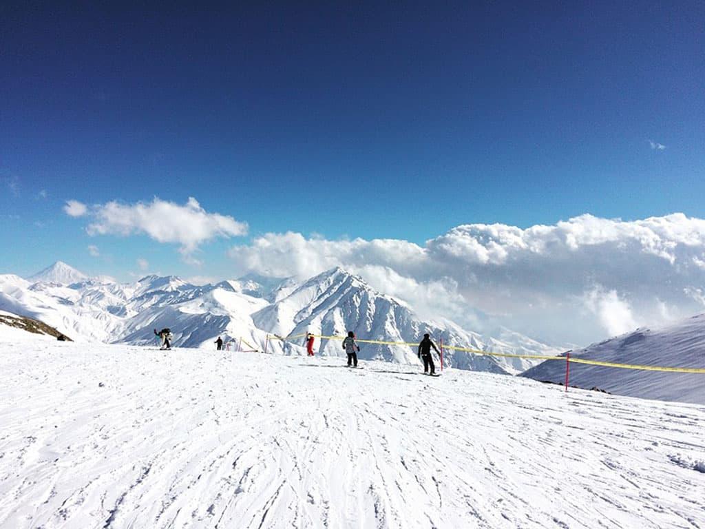 Darbandsar Ski Resort, Tehran Ski Resort