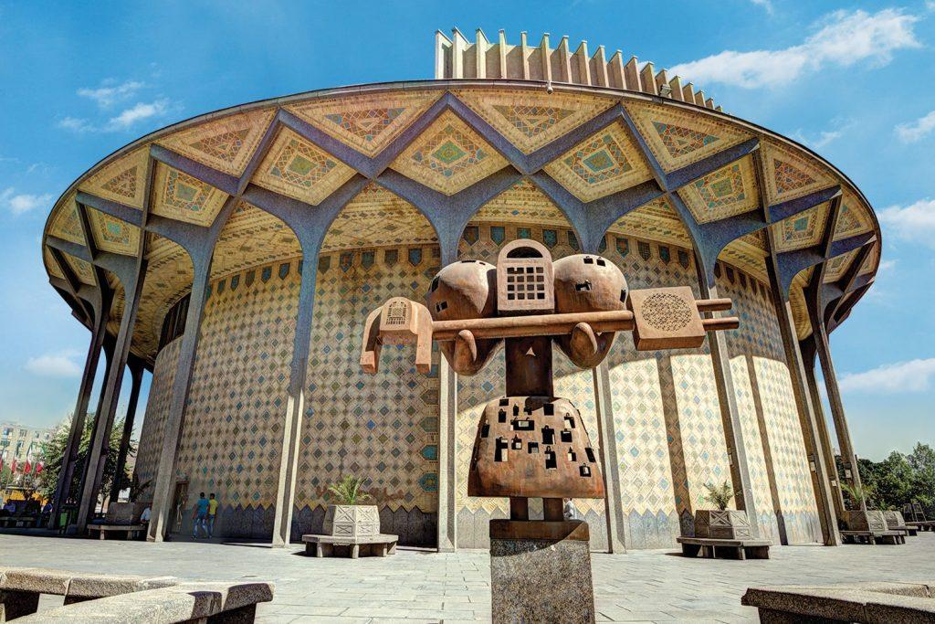 Tehran City Theatre, Tehran Attractions