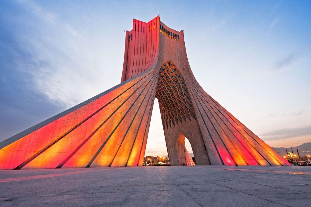 Azadi Tower, Tehran Attractions