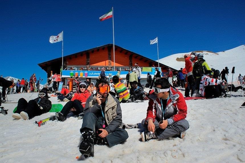 Ski Resorts Around Tehran, Tehran Ski Resorts, Dizin Ski Resort