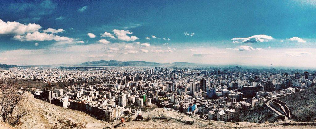 Tehran's View, Bam-e Tehran, Tehran Tochal, Tehran Attractions