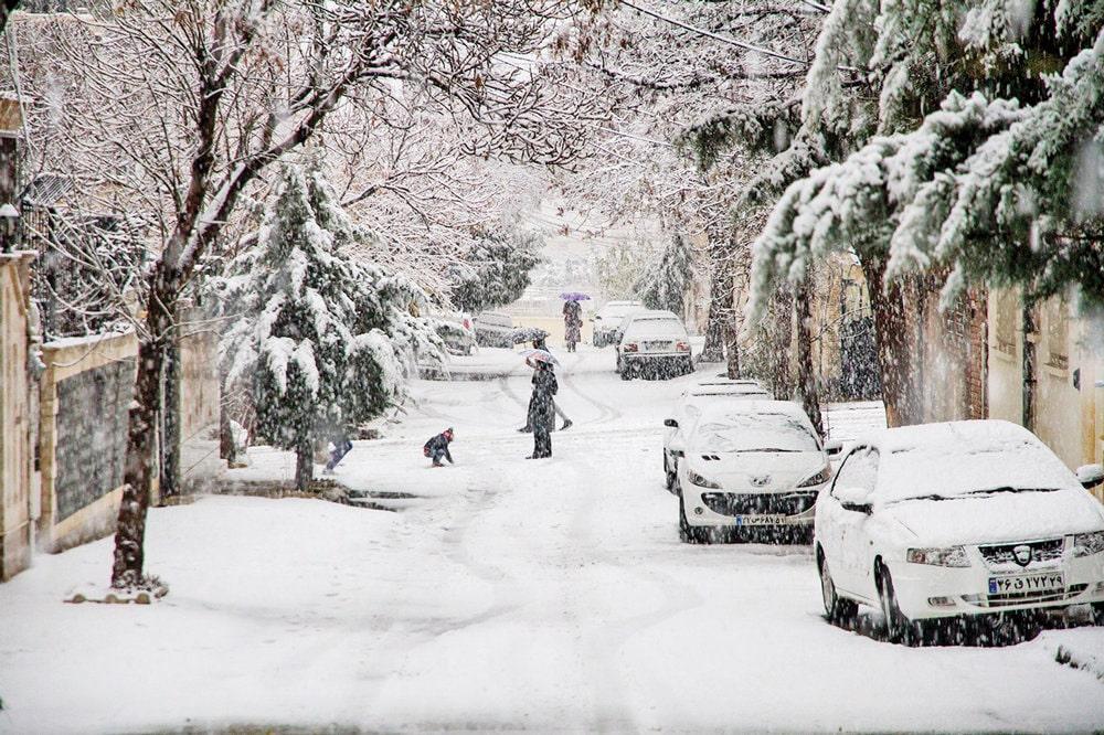 Tehran Winters, Winter in Tehran