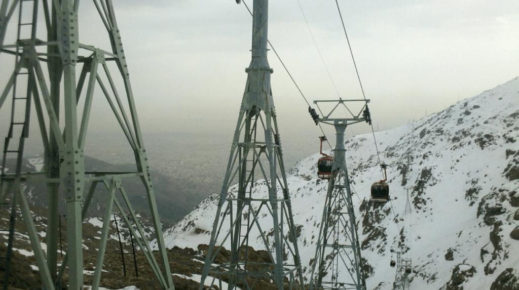 Tochal Tele-Cabin, Tochal Ski Resort and Complex