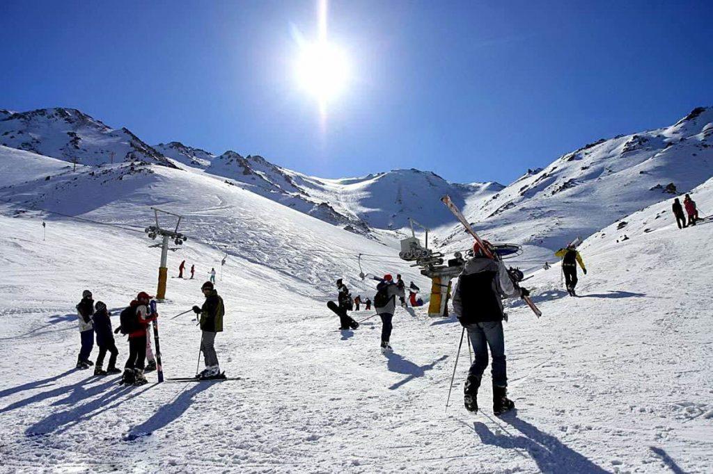 Khvoshaku Ski Resort, Iran Ski Resorts, Urmia Skiing