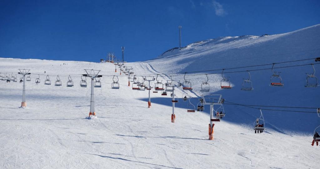 Tochal Ski Resort and Complex, Tehran Ski Resorts