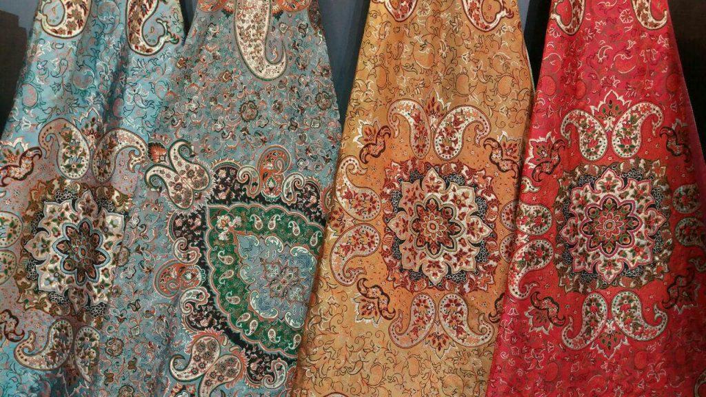 Termeh, Iranian Handicrafts, Best Iranian Handicrafts