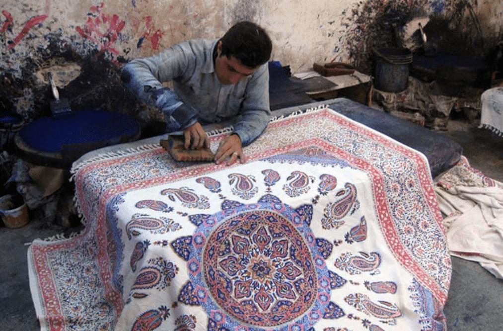Ghalam Kari, Iranian Handicrafts, Persian Arts