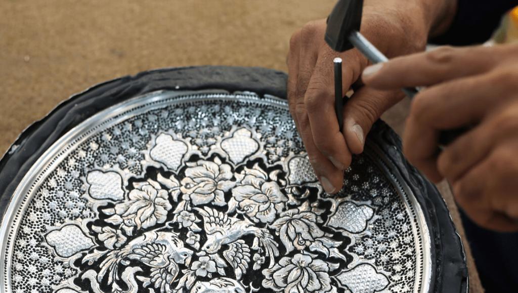 Ghalam Zani, Iran Handicrafts, Persian Arts