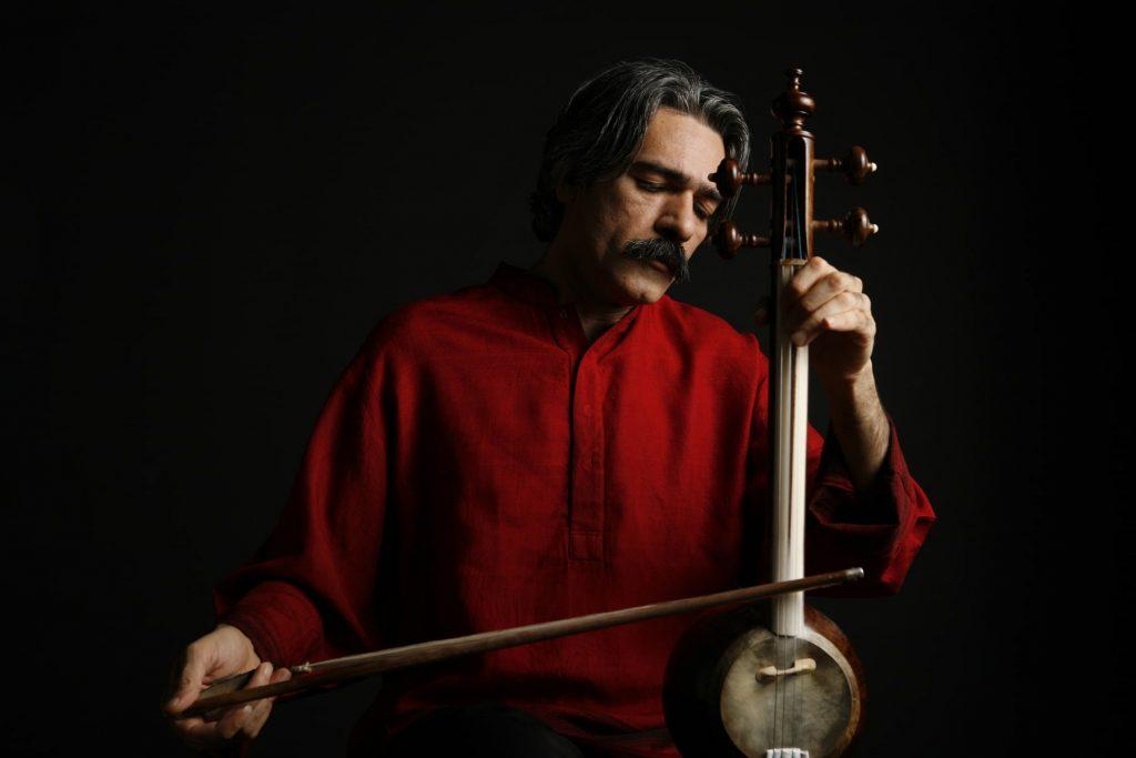 Iranian Music, Kayhan Kalhor, Kamancheh